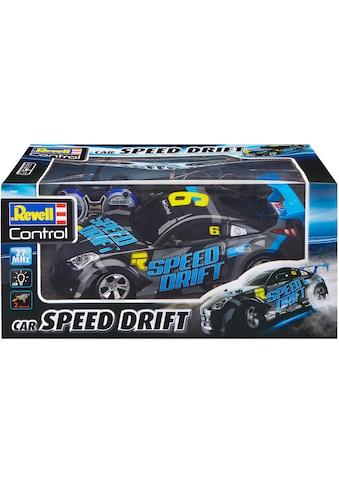 Revell® RC-Auto »Revell® control, Drift Car Speed Drift«, mit LED-Beleuchtung kaufen