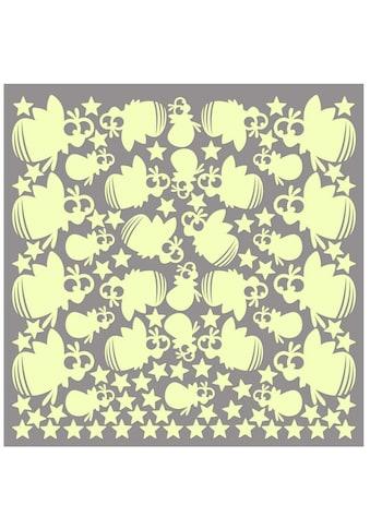 Wall - Art Wandtattoo »Leuchtsticker Glühwürmchen« (1 Stück) kaufen