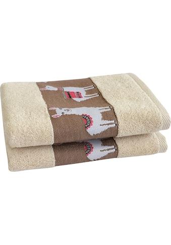 """Handtücher """"Lama"""", Dyckhoff kaufen"""