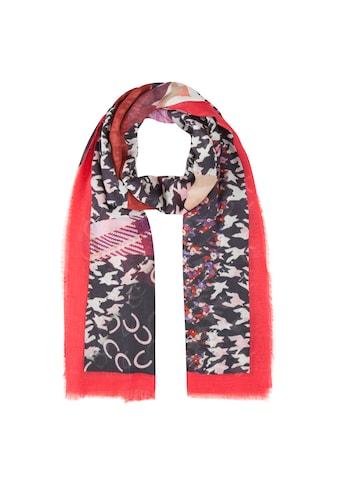 Codello Modeschal, im Multi-Mustermix aus Baumwolle und Modal kaufen