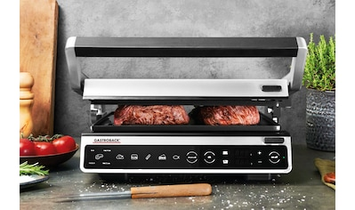 Gastroback Kontaktgrill 42542 Design BBQ Advanced Smart, 2000 Watt kaufen