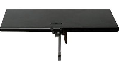 """Schwaiger TV - Ablagesystem 12"""" TV Topper Halterung auf LED TV Geräten »30 cm Ablage« kaufen"""