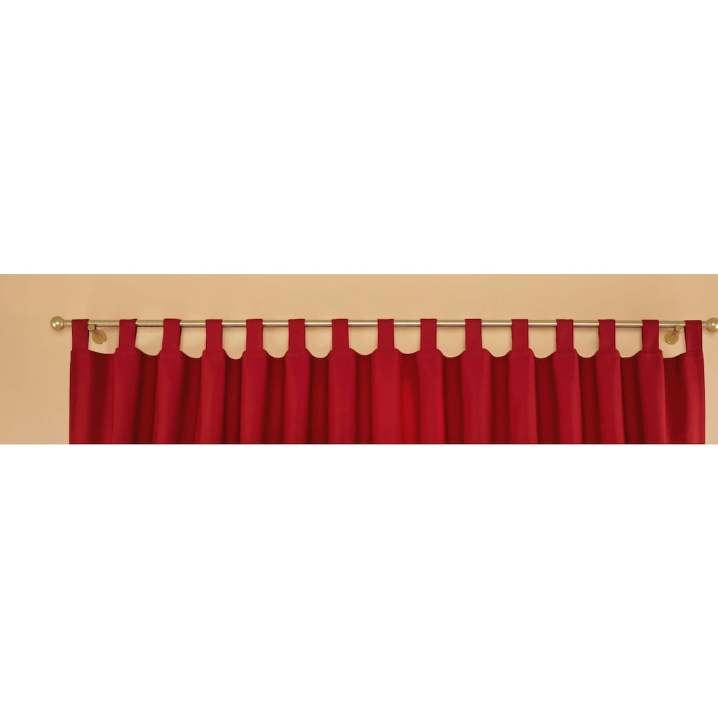 Stickereien Plauen Querbehang »Durach«