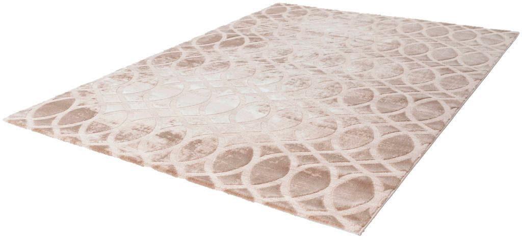 Teppich Aleyna 605 LALEE rechteckig Höhe 14 mm maschinell gewebt