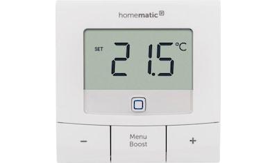 Homematic IP Smartes Heizkörperthermostat »Wandthermostat - basic« kaufen