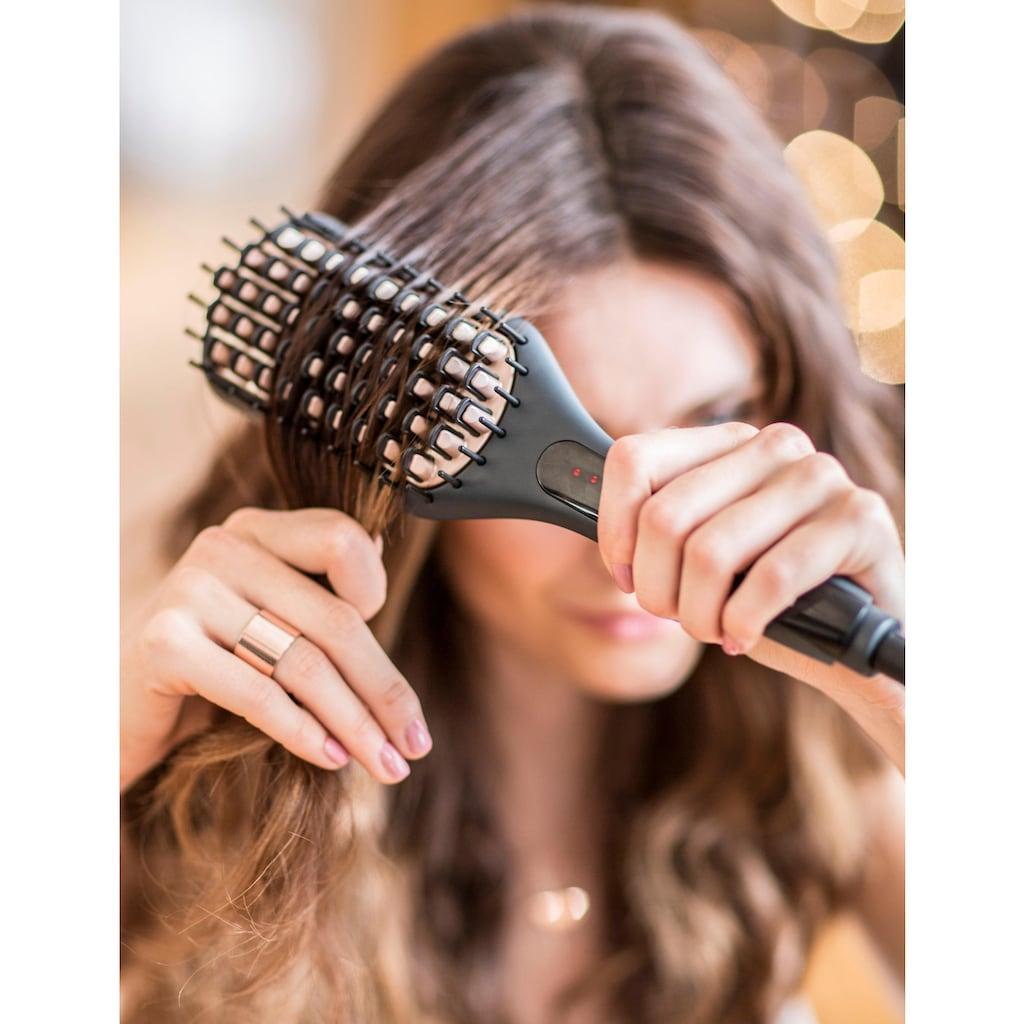 Remington Haarglättbürste »CB7400«, Haarbürste und Haarglätter in einem Produkt