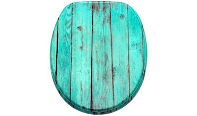 Sanilo WC-Sitz »Lumber«, mit Absenkautomatik kaufen