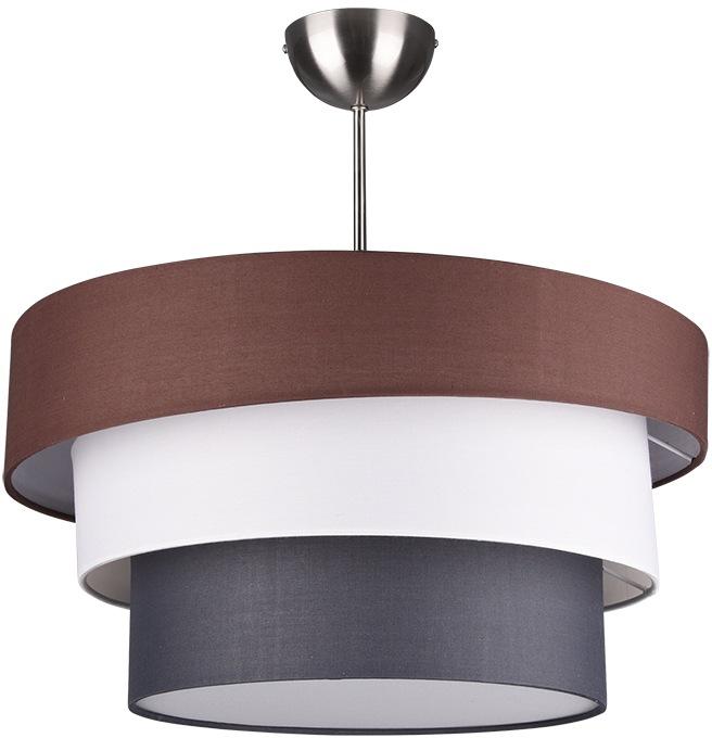 TRIO Leuchten Deckenleuchte Ibis, E27, 1 St., Warmweiß, Deckenlampe, Leuchtmittel tauschbar
