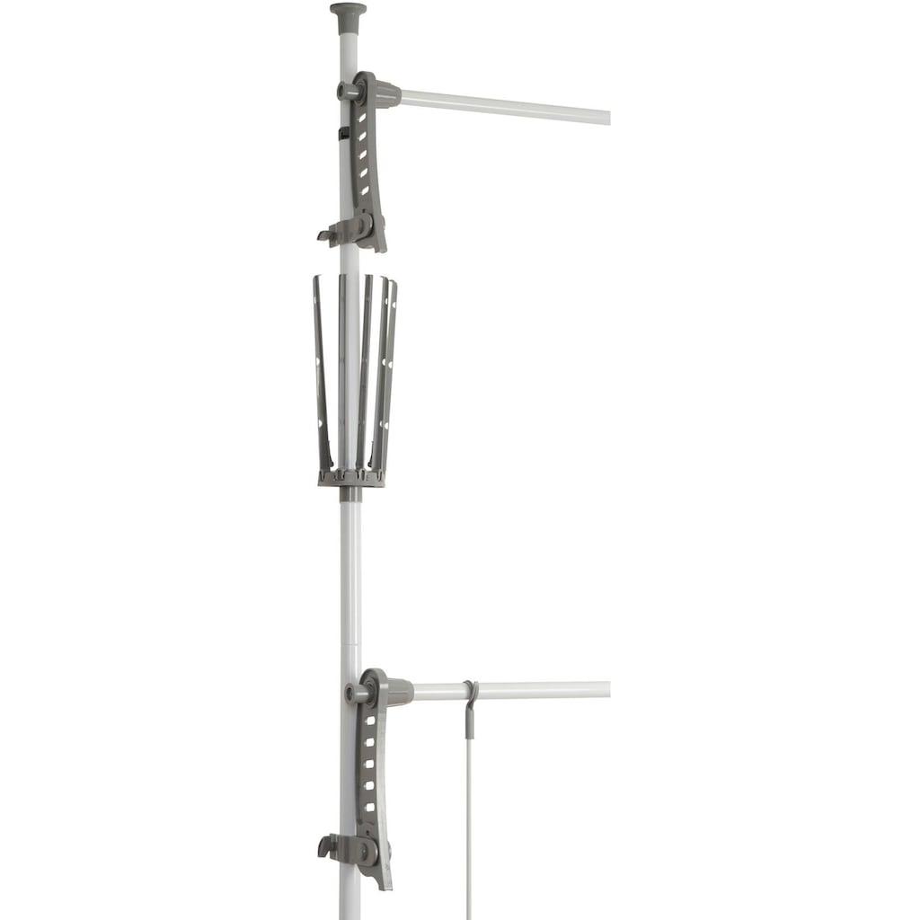 WENKO Teleskopregal »Herkules Flex«, (Set, 6 St.)