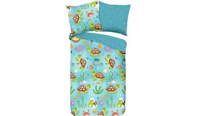 good morning Kinderbettwäsche »Turtles«, mit Schildkröten kaufen