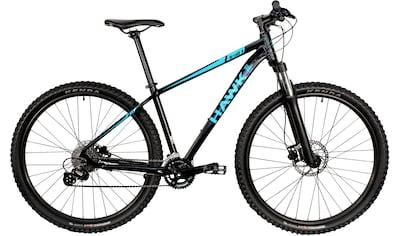 """HAWK Bikes Mountainbike »HAWK Trail One 29""""«, 18 Gang Shimano Alivio Schaltwerk, Kettenschaltung kaufen"""