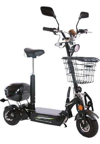 Didi THURAU Edition E-Scooter »Safety Plus«, mit StVZO-Zulassung kaufen