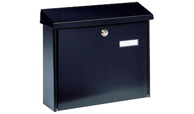 BURG WÄCHTER Briefkasten »Amsterdam 867 S«, Stahlblech - Briefkastenset kaufen