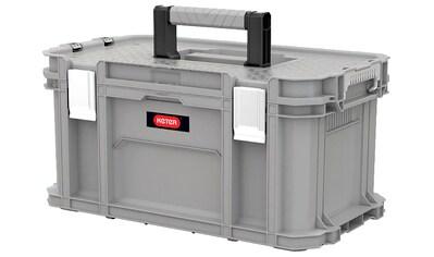 KETER Werkzeugkasten »Connect«, 56x37x55 cm, 29,6 l Fassungsvermögen kaufen