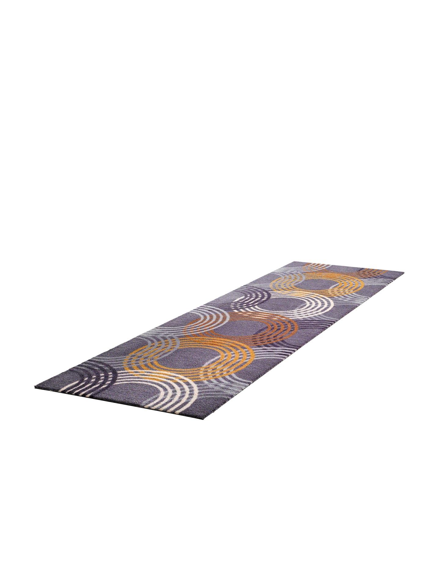 Schmutzfangmatte grau Diele Flur Teppiche, uni