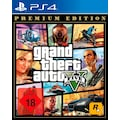 GTA V - Grand Theft Auto V Premium Edition + Turtle Beach 70P PlayStation 4