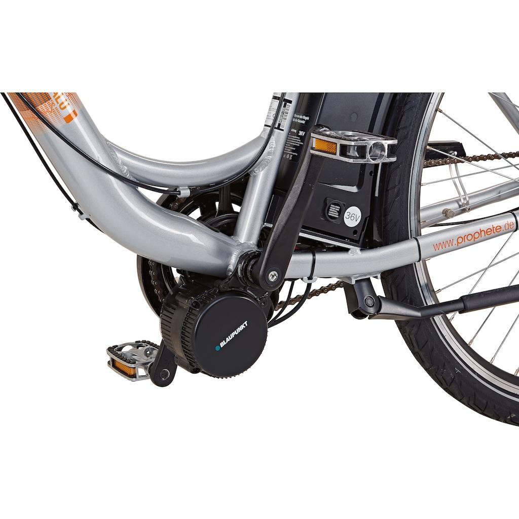 Prophete E-Bike »Navigator Pro«, 7 Gang, Shimano, Nexus, Mittelmotor 250 W