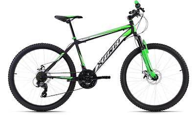 KS Cycling Mountainbike »Xtinct«, 21 Gang, Shimano, Tourney Schaltwerk, Kettenschaltung kaufen