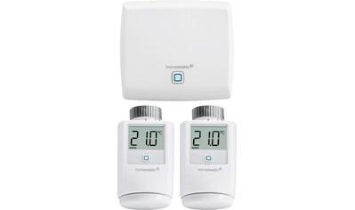 Homematic IP »Heizen (3 - tlg.)« Smart - Home Starter - Set kaufen