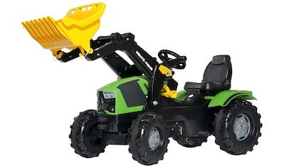 Rolly Toys Tretfahrzeug »Deutz-Fahr 5120«, Kindertraktor mit Lader kaufen
