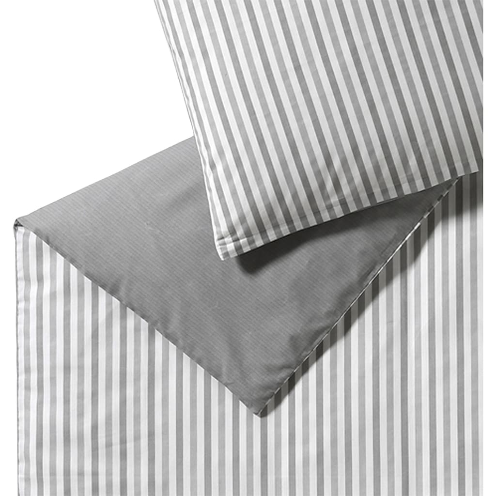 Esprit Wendebettwäsche »Herringbone«, mit Fischgrät-Muster