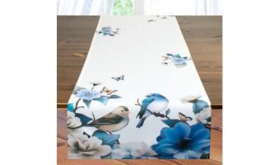 Tischläufer, »Singvögel«, Delindo Lifestyle kaufen