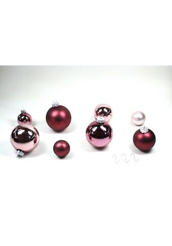 INGE - GLAS® Glaskugel - Sortiment »Magic«, ((49 - teilig)) kaufen