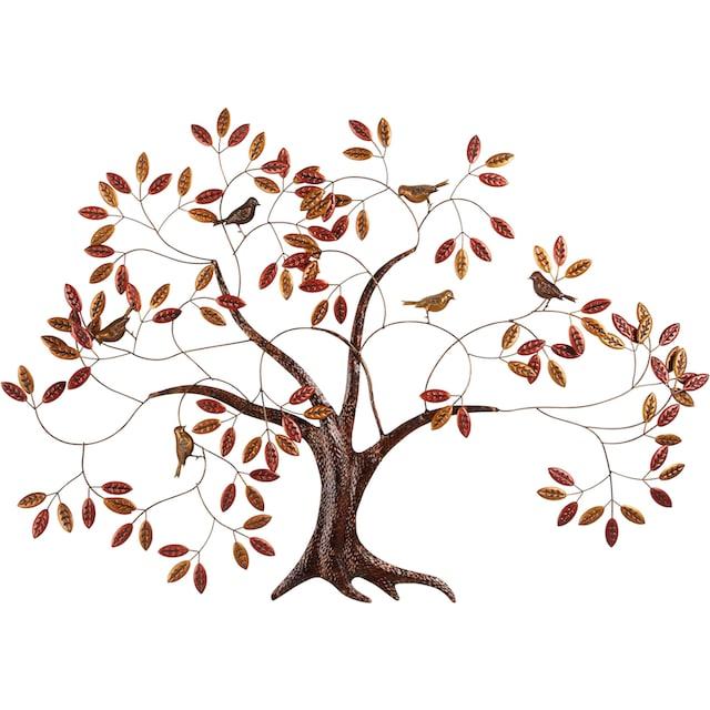 Home affaire Wanddekoobjekt »Baum«