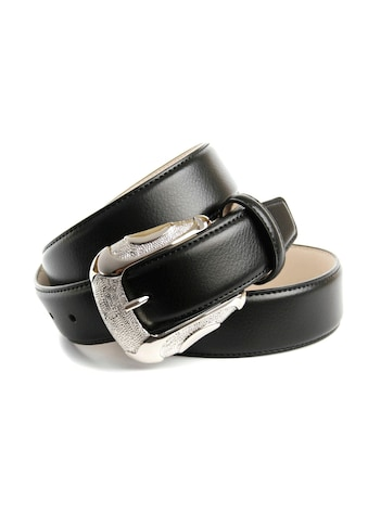 Anthoni Crown Ledergürtel, mit trendiger Schließe kaufen