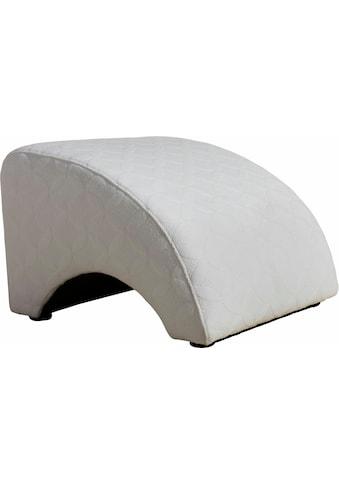 Max Winzer® Hocker »Borano«, mit Dekorsteppung kaufen