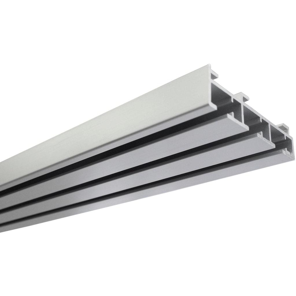 GARDINIA Gardinenschiene »Flächenvorhangschiene 3-läufig«, Fixmaß, Serie Flächenvorhang Technik Atlanta