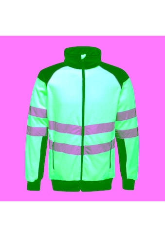 Regatta Fleecejacke »Herren in Neonfarben« kaufen