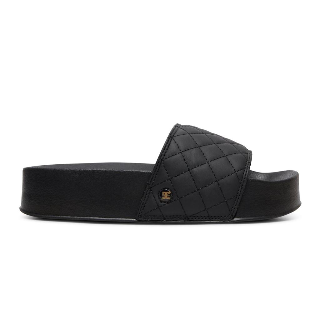DC Shoes Sandale »DC Slide Platform SE«