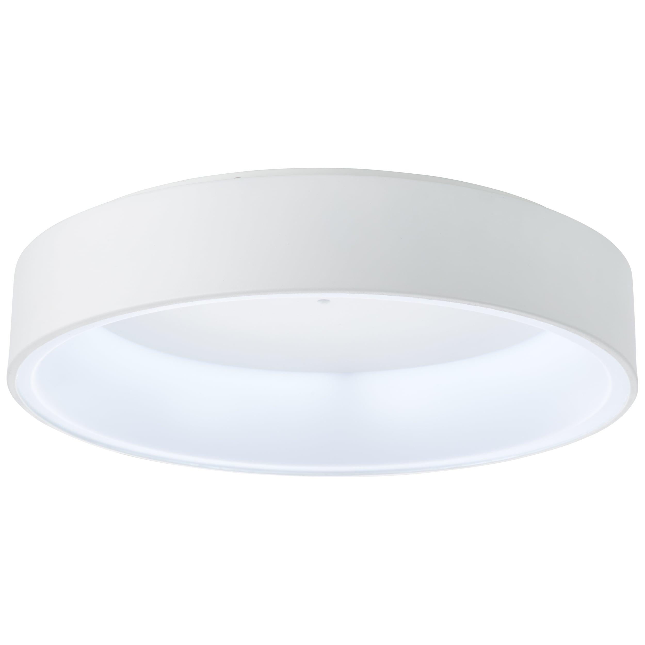 AEG Zondra LED Deckenleuchte 50cm sand/weiß