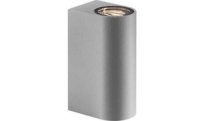 Nordlux LED Außen-Wandleuchte »ASBOL«, LED-Modul, Warmweiß, 2 LED Up&Down Light, für... kaufen