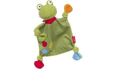 """Sigikid Schnuffeltuch """"Flecken Frog"""" kaufen"""