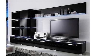 Wohnwand »Line« (Set, 7 - tlg) kaufen