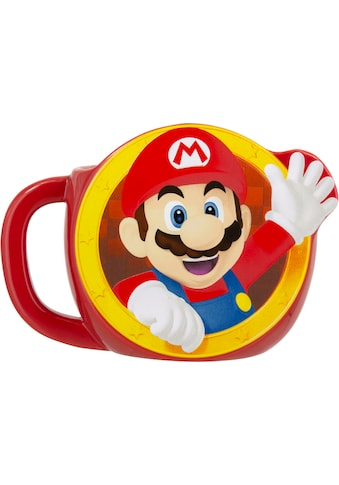 Paladone Dekobecher »Super Mario  -  Mario 3D Becher« kaufen