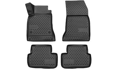 WALSER Passform-Fußmatten »XTR«, Mercedes, GLA-KLASSE, Geländewagen, (4 St., 2... kaufen