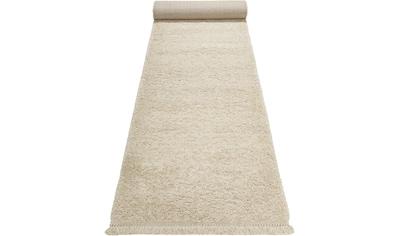 Wecon home Hochflor-Teppich »STUDIO zero«, rechteckig, 35 mm Höhe, Wohnzimmer, Berber... kaufen