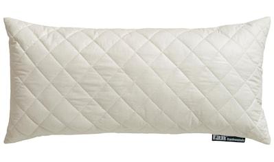 f.a.n. Schlafkomfort Naturfaserkissen »Kamelhaar«, Füllung: 97% Wolle, 3% sonst.... kaufen