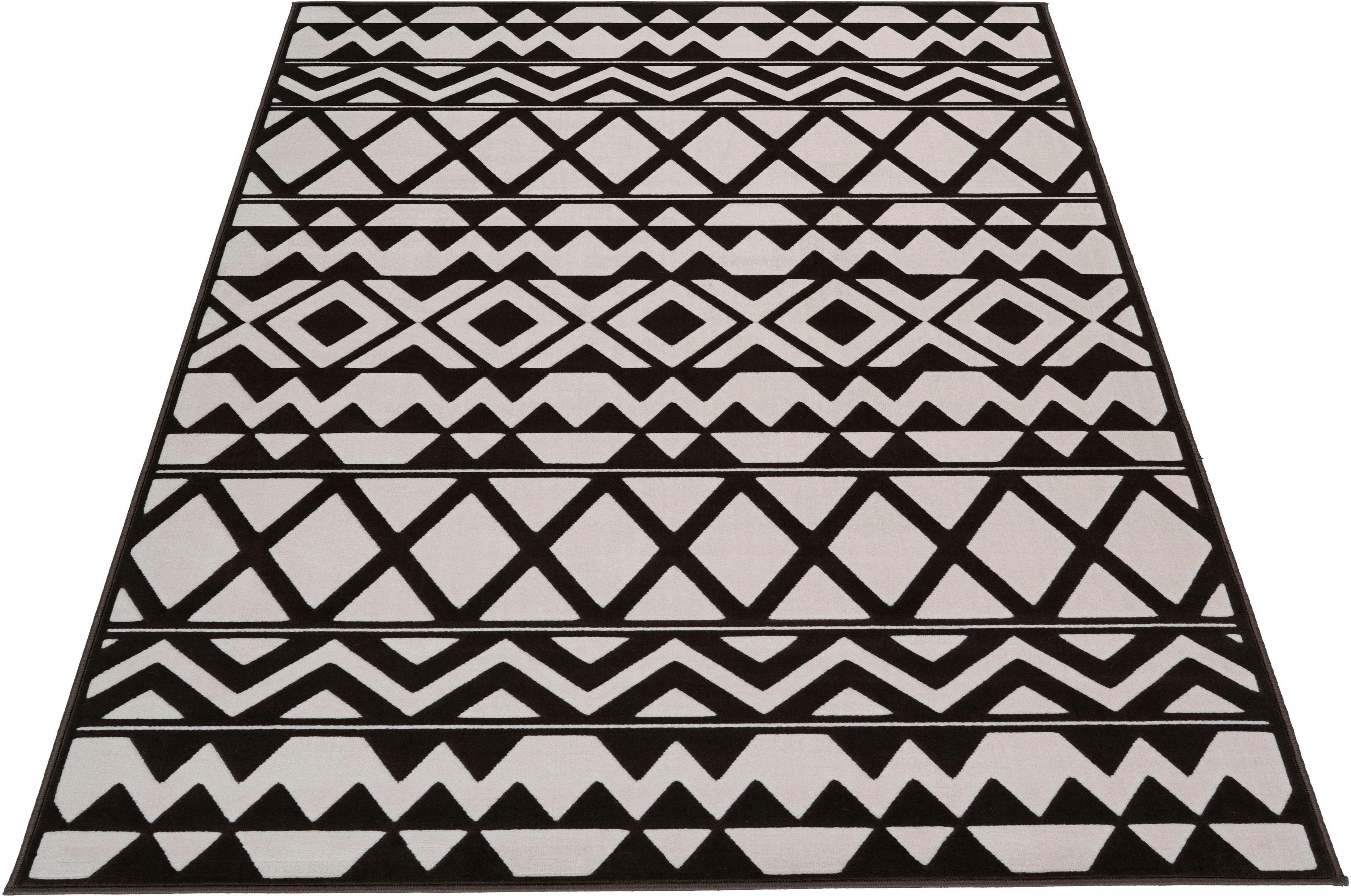 Teppich Mila Home affaire rechteckig Höhe 10 mm maschinell gewebt