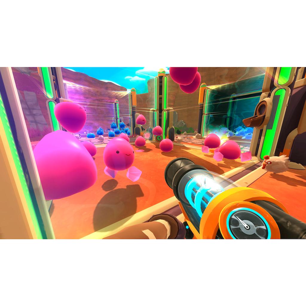 Skybound Games Spiel »Slime Rancher«, PlayStation 4