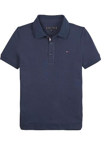TOMMY HILFIGER Poloshirt »ESSENTIAL SLIM FIT POLO« kaufen
