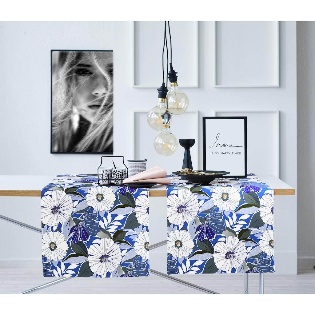 APELT Tischläufer »Astrid, LOFT STYLE«, (1 St.), Digitaldruck