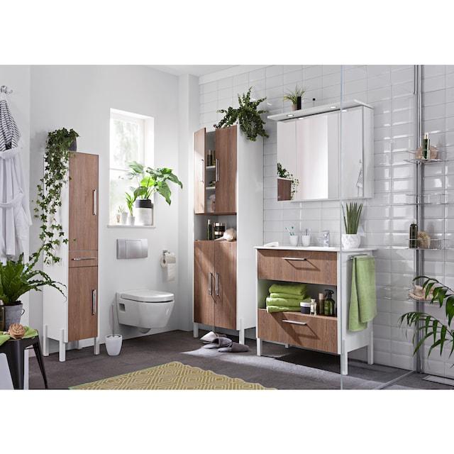Handtuch Set, »Inga«, my home (Set)