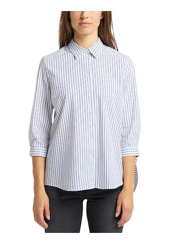 MUSTANG Hemdbluse »Elisa CV stripe« kaufen