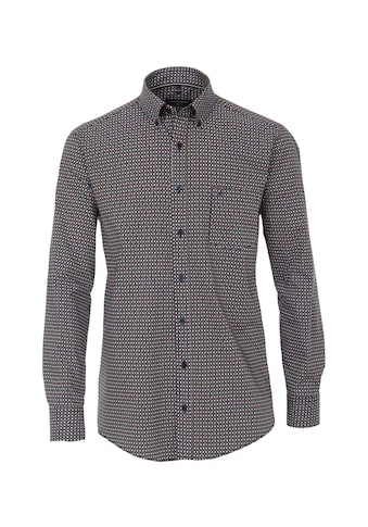 CASAMODA Langarmhemd »Freizeithemd Print Casual Fit« kaufen