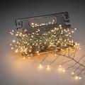 KONSTSMIDE Micro LED Büschellichterkette Cluster