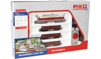 PIKO Modelleisenbahn Startpaket »BR 119 und 3 Hochbordwagen, (57138)« kaufen